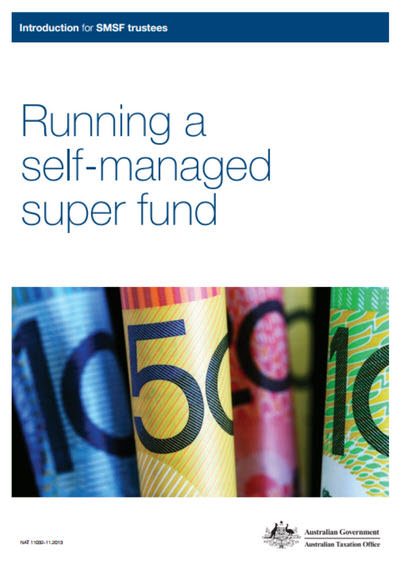 Running a SMSF ATO Guide